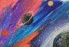 «Космос. Рисуем просто»
